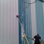 commerical building cleaning